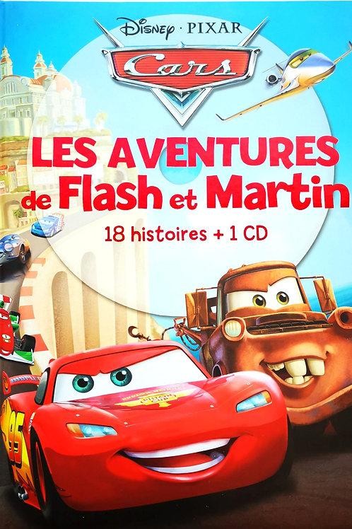 Les aventures de Flash et Martin - 18 histoires