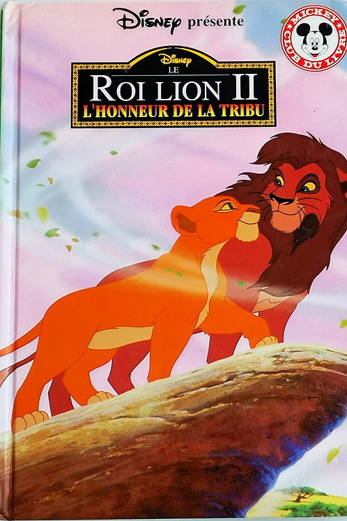 Disney, Le Roi Lion II, L'honneur de la tribu