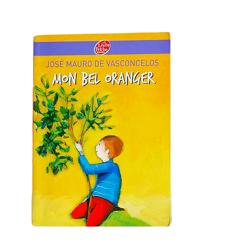 Mon Bel Oranger, José Mauro de Vasconcelos