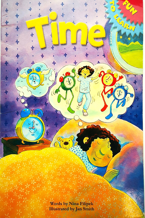 TIME, how to read the time ?