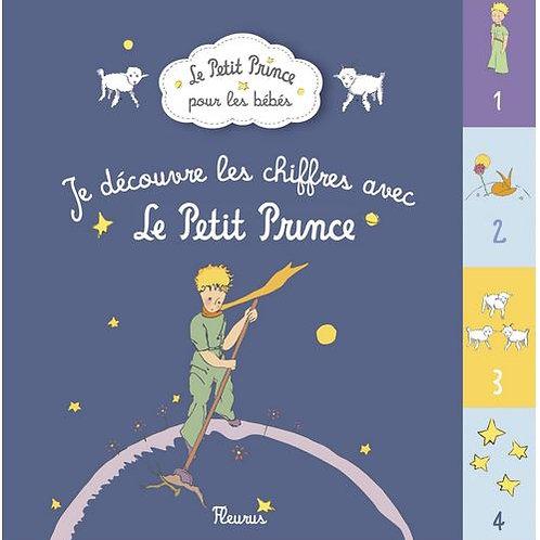Je découvre les chiffres avec le Petit Prince