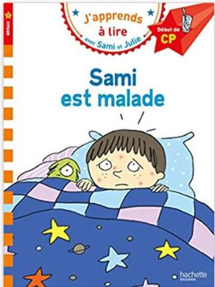 Sami est malade, J'apprends à lire