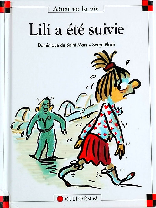 Max et Lili : Lili a été suivie