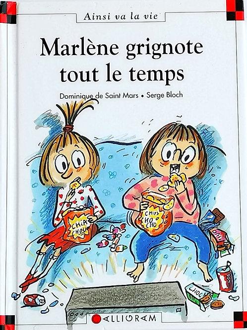 Max et Lili : Marlène grignote tout le temps