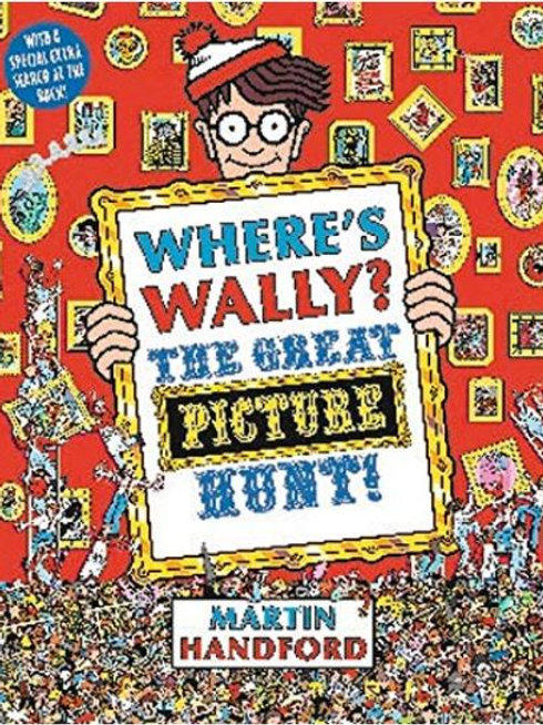 Where is Wally? The great picture hunt !