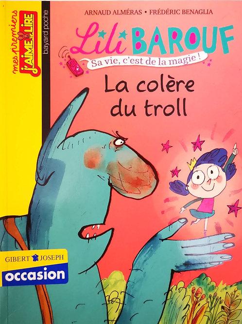 Mes premiers j'aime lire, La colère du troll