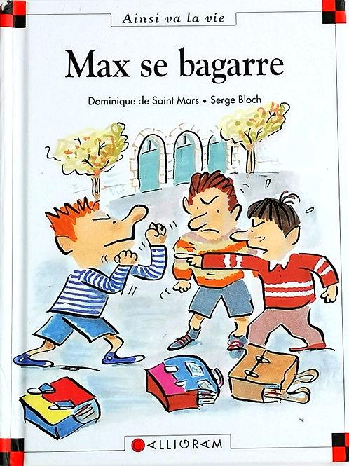 Max et Lili : Max se bagarre