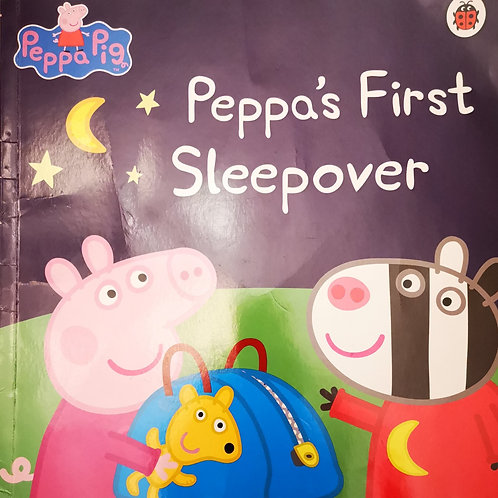 Peppa's First sleepover