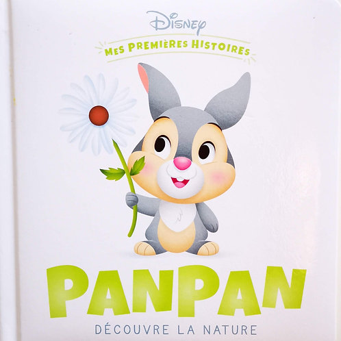 Panpan découvre la nature, Mes premières histoires