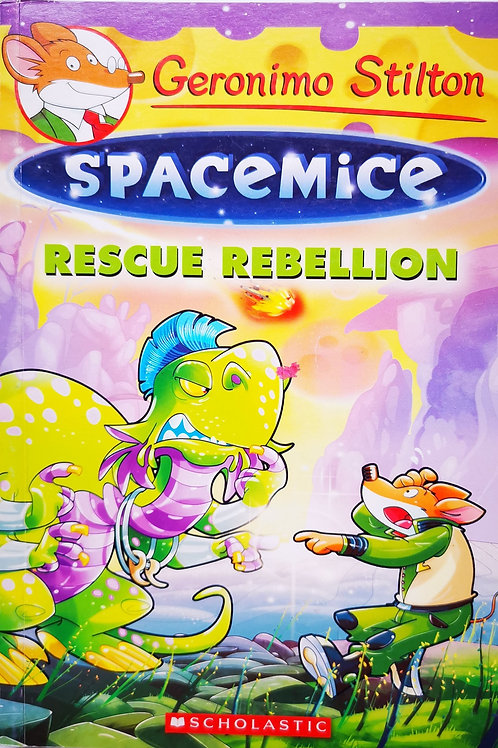 SpaceMice, Geronimo Stilton : Rescue Rebellion