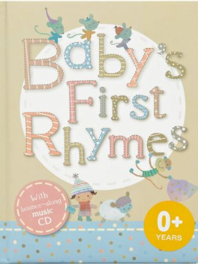 Baby first rhymes avec CD