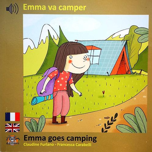 Emma va camper - Emma goes camping