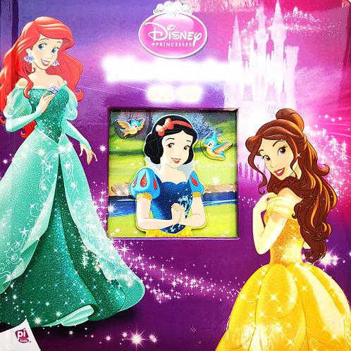 Mes  Histoires en or, Disney Princesse