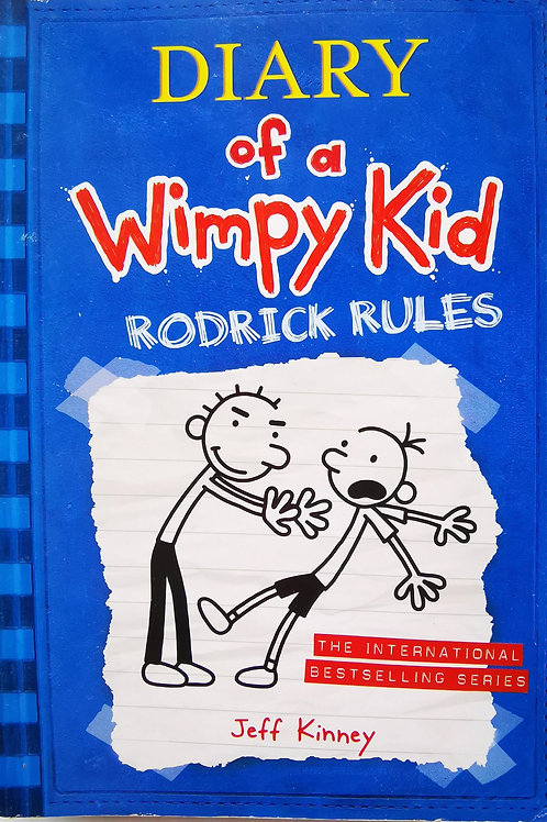 Diary of a Wimpy Kid : Rodrick Rules (book 2)