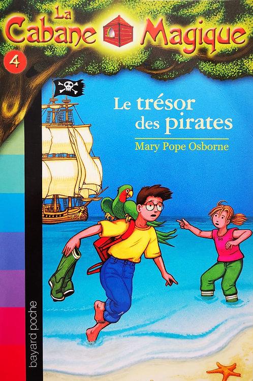 La Cabane Magique, Le trésor des Pirates