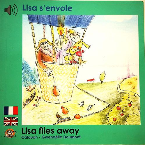 Lisa s'envole - Lisa flies away