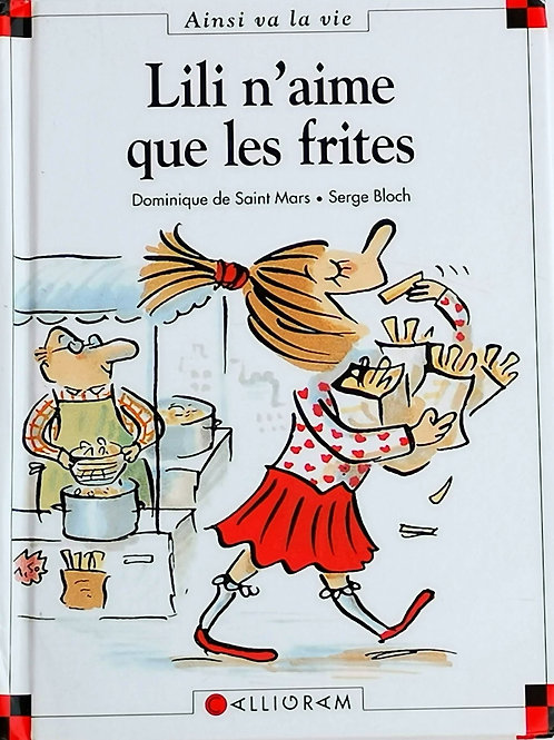 Max et Lili : Lili n'aime que les frites