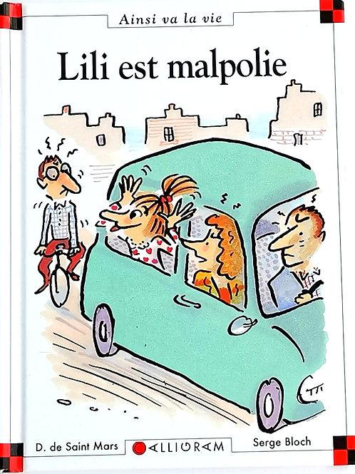 Max et Lili : Lili est malpolie