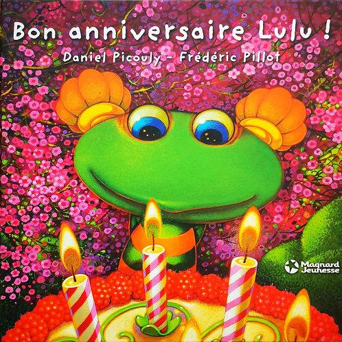 Bon anniversaire Lulu