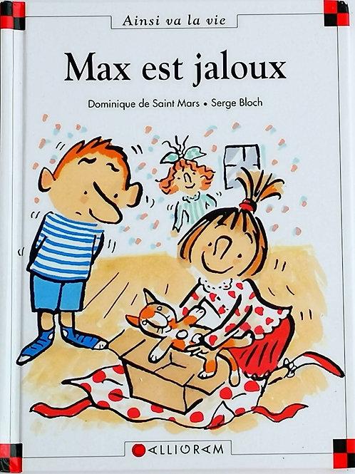 Max et Lili : Max est jaloux