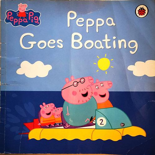 Peppa goes Boating