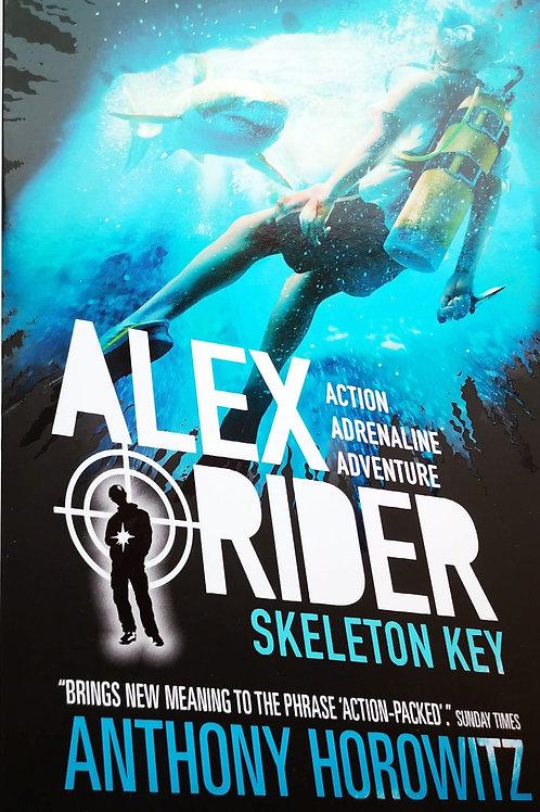 Alex Rider, Skeleton Key