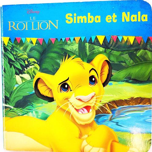 Le roi Lion, Simba et Nala (format pocket)