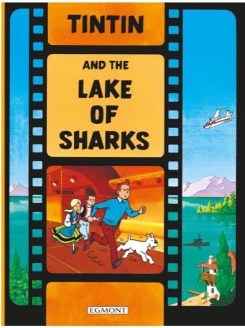 Tintin and the Lake of Sharks.