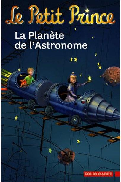 Le Petit Prince, tome 6 : La Planète de l'Astronome