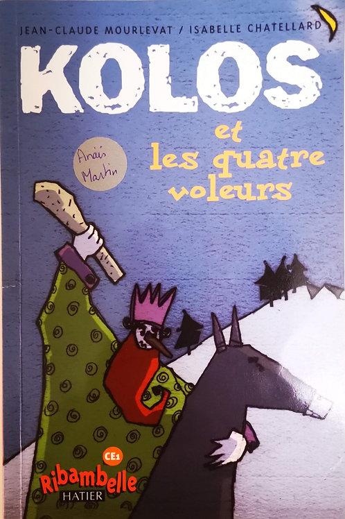 Kolos et les 4 voleurs