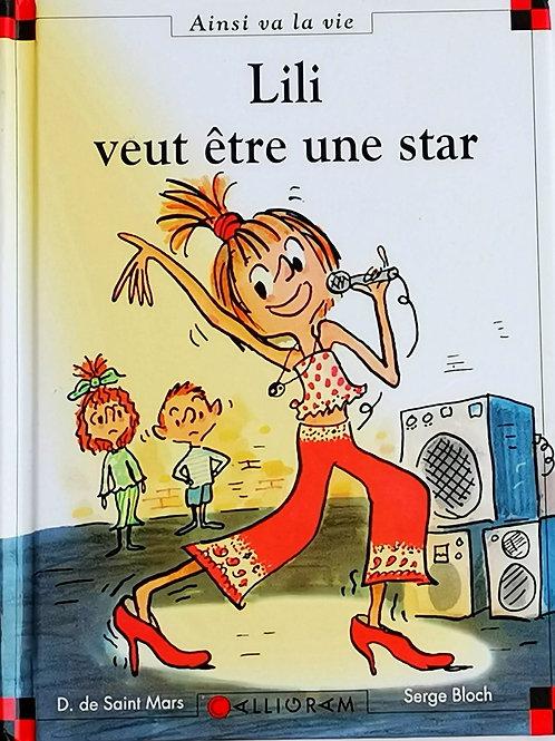 Max et Lili : Lili veut être une star