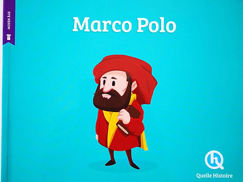 Marco Polo, Quelle Histoire