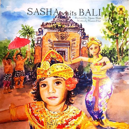 Sasha visits Bali