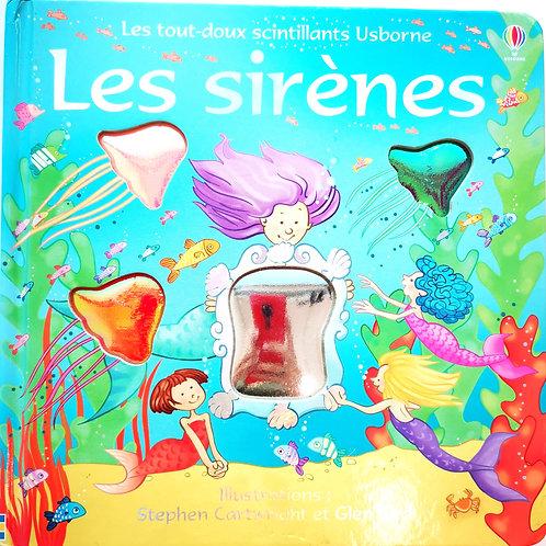 Les sirènes, Les tout-doux scintillants Usborne