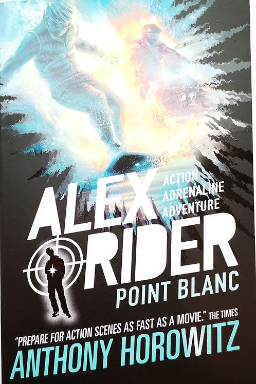 Alex Rider, Point Blanc