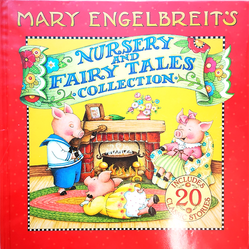 Nursery and Fairy Tales, 20 Classic Stories