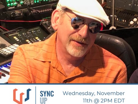 Don't Miss the Inaugural Sync-Up Event with David Mash