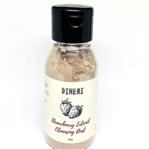Strawberry Extract Cleansing Dust