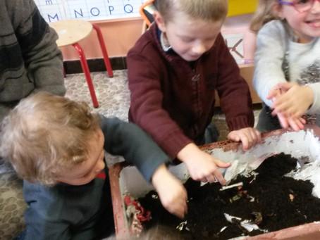 éco-école: super héros de la nature en avant!