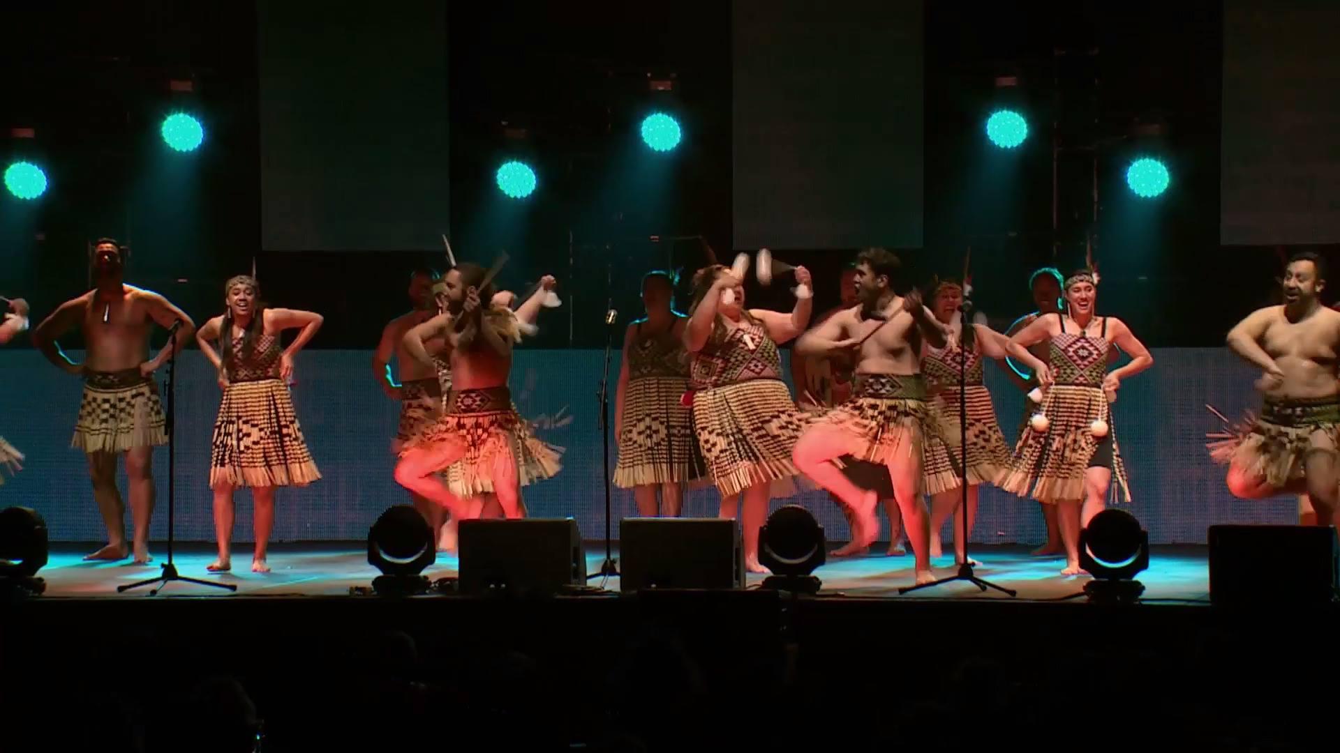 Hātea Kapa Haka Silver Scroll Awards 2018