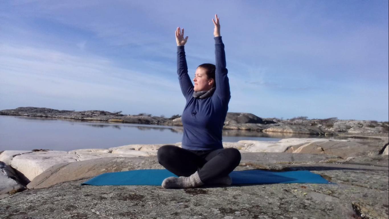 Yoga dejting på nätet