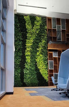 Sempergreen Living Green Wall - RIT DUba