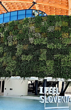 Sempergreenwall - Living Greenwall (outd