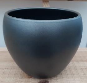 Ceramic Danita Pot Graphite 14/19/8 CM