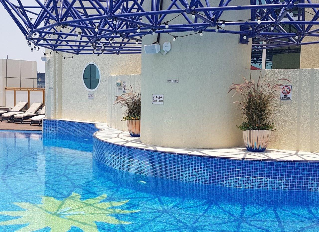 LEVA Hotel - SZR Dubai