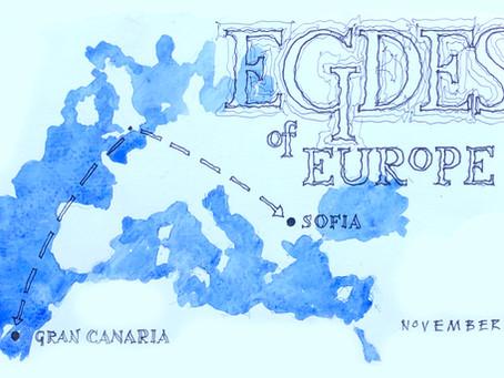 Edges of Europe...