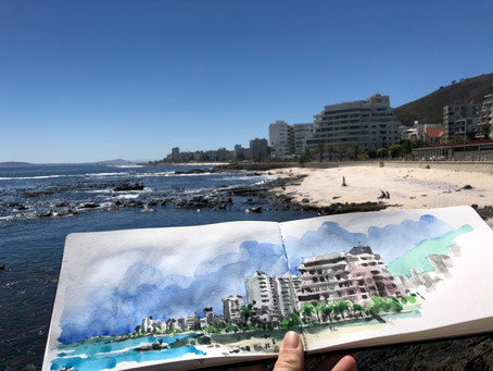 Cape Town, South Africa[February 2018]