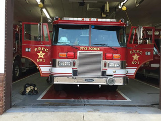 Elsmere District Cover , Duty Crew
