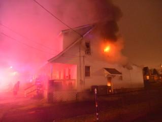 2 Alarm House Fire, Elmhurst