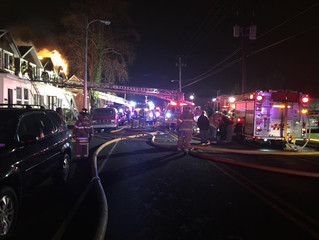 2 Alarm Multi-Residential Fire